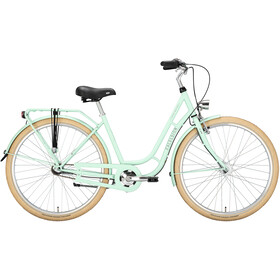 Excelsior Swan-Retro 3-speed TSP, minted green